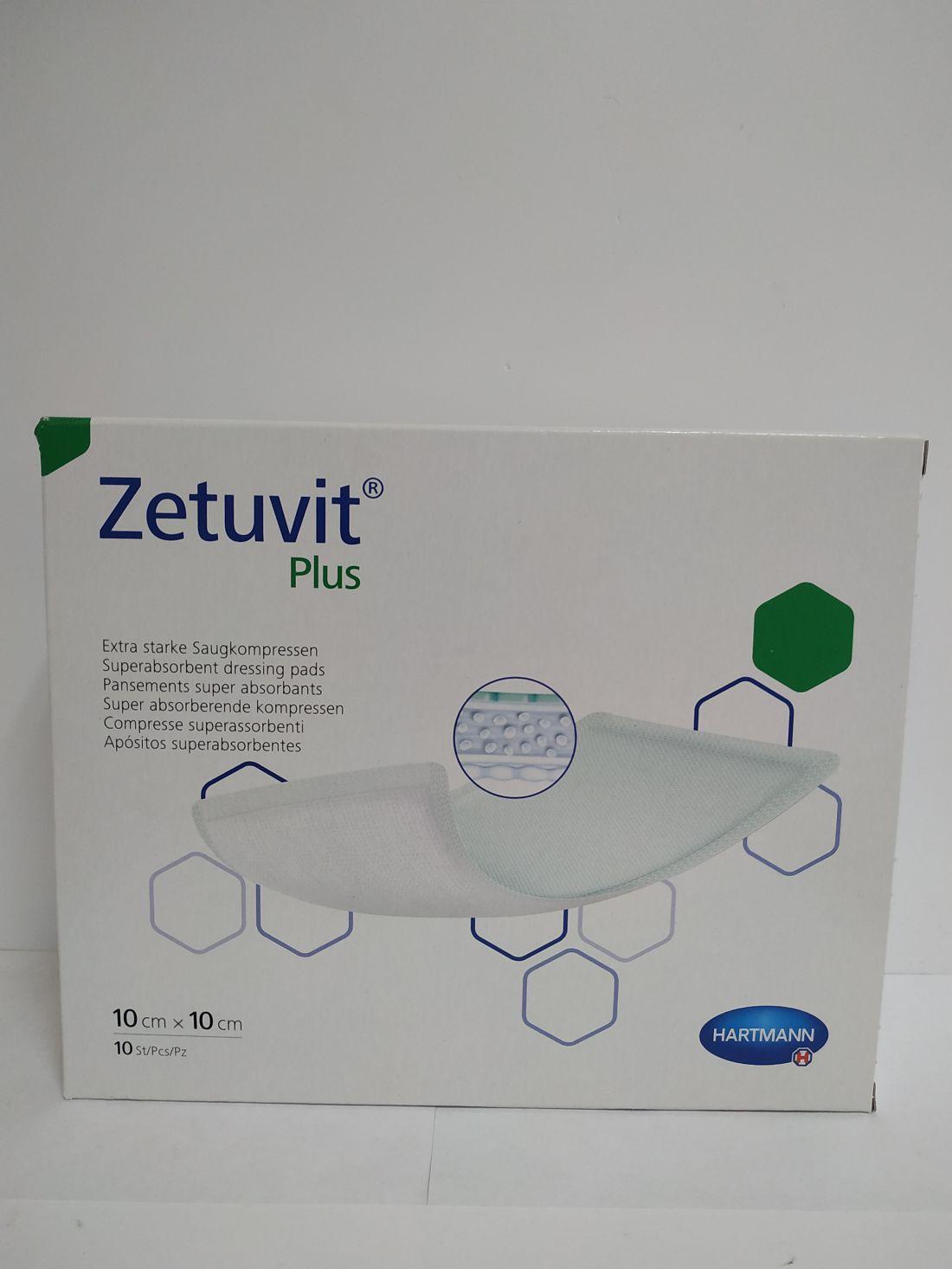 Zetuvit Plus 10 x 10 cm