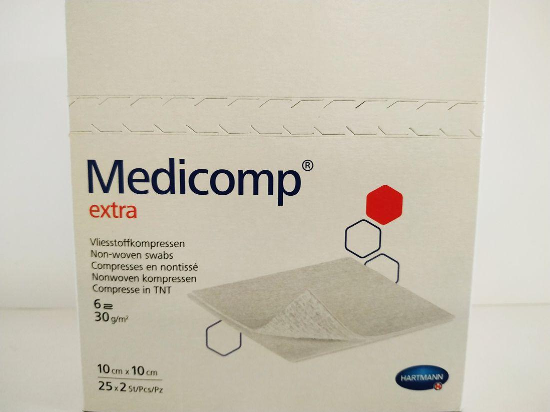 Medicomp Extra 10 x 10 cm 50db/doboz