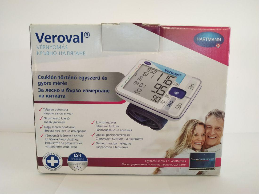 Veroval Felkaros vérnyomásmérő