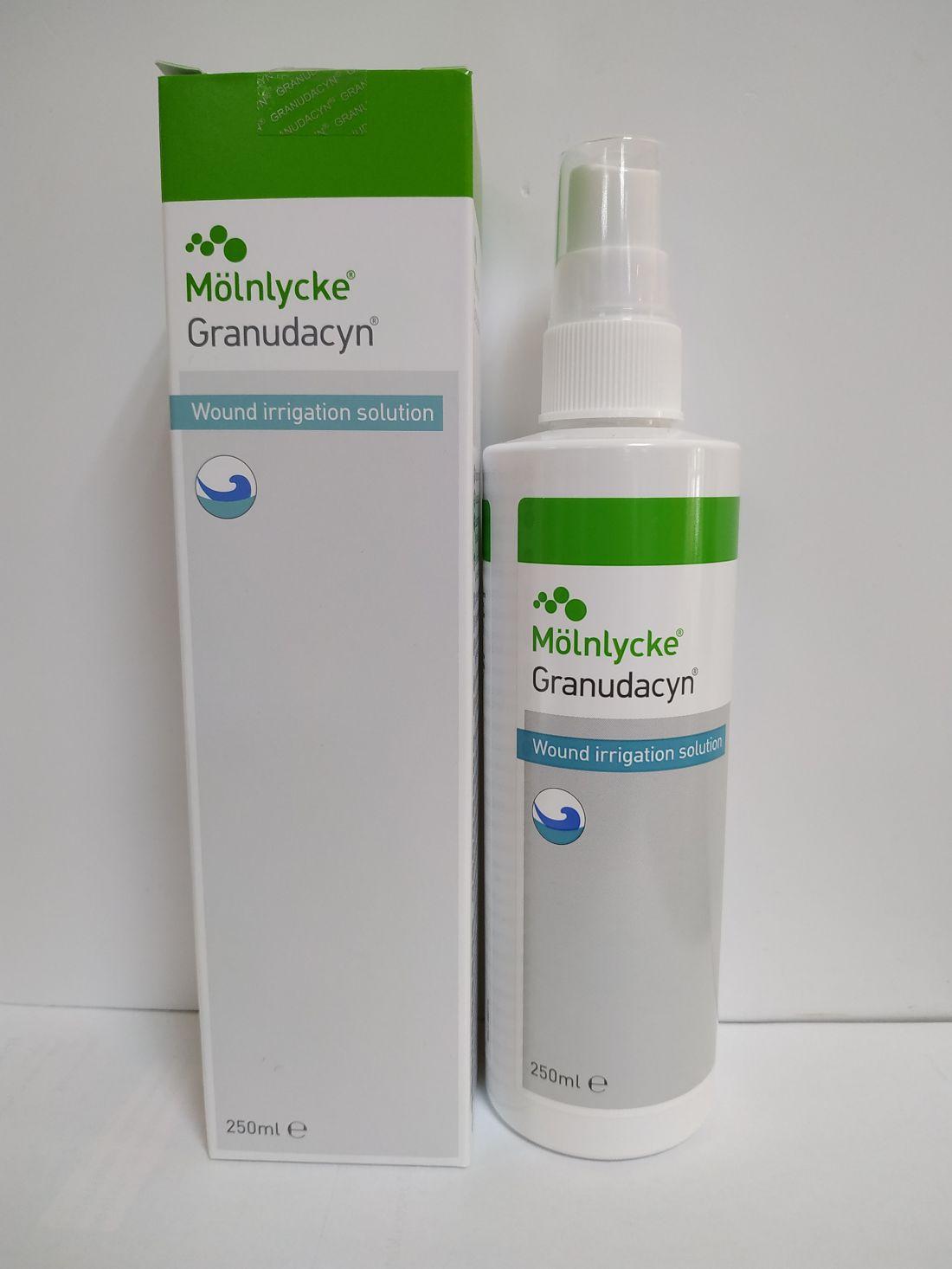 Granudacyn seböblítő folyadék 250ml spray