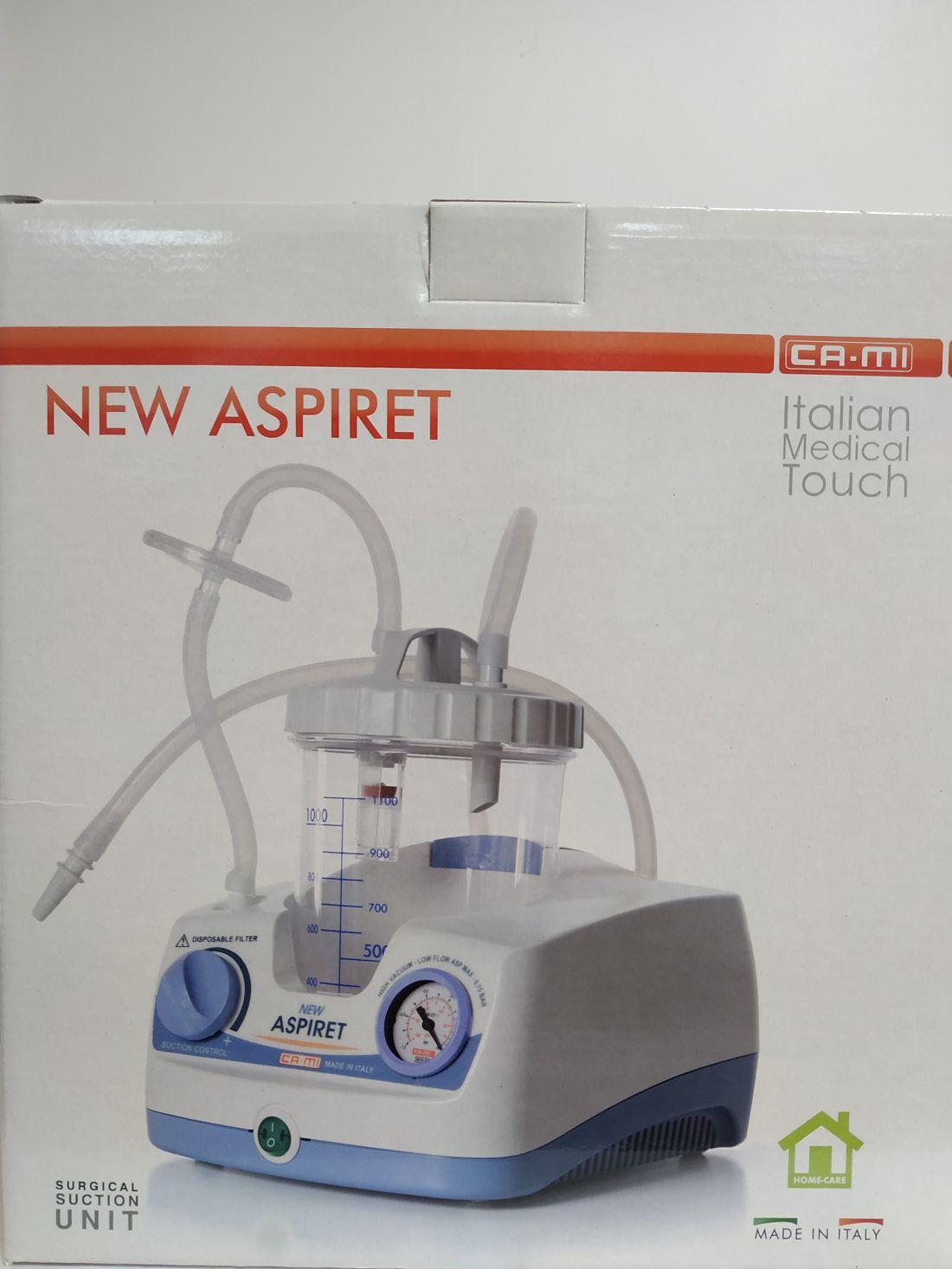 New Aspiret váladék leszívókészülék