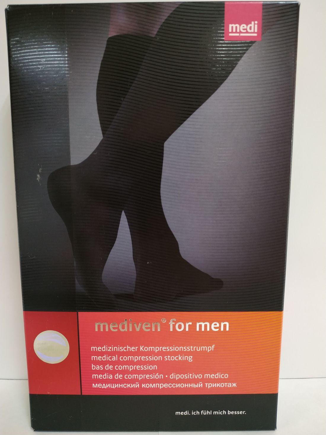 Mediven for Men II. kompressziós férfi zokni AD 1pár/doboz
