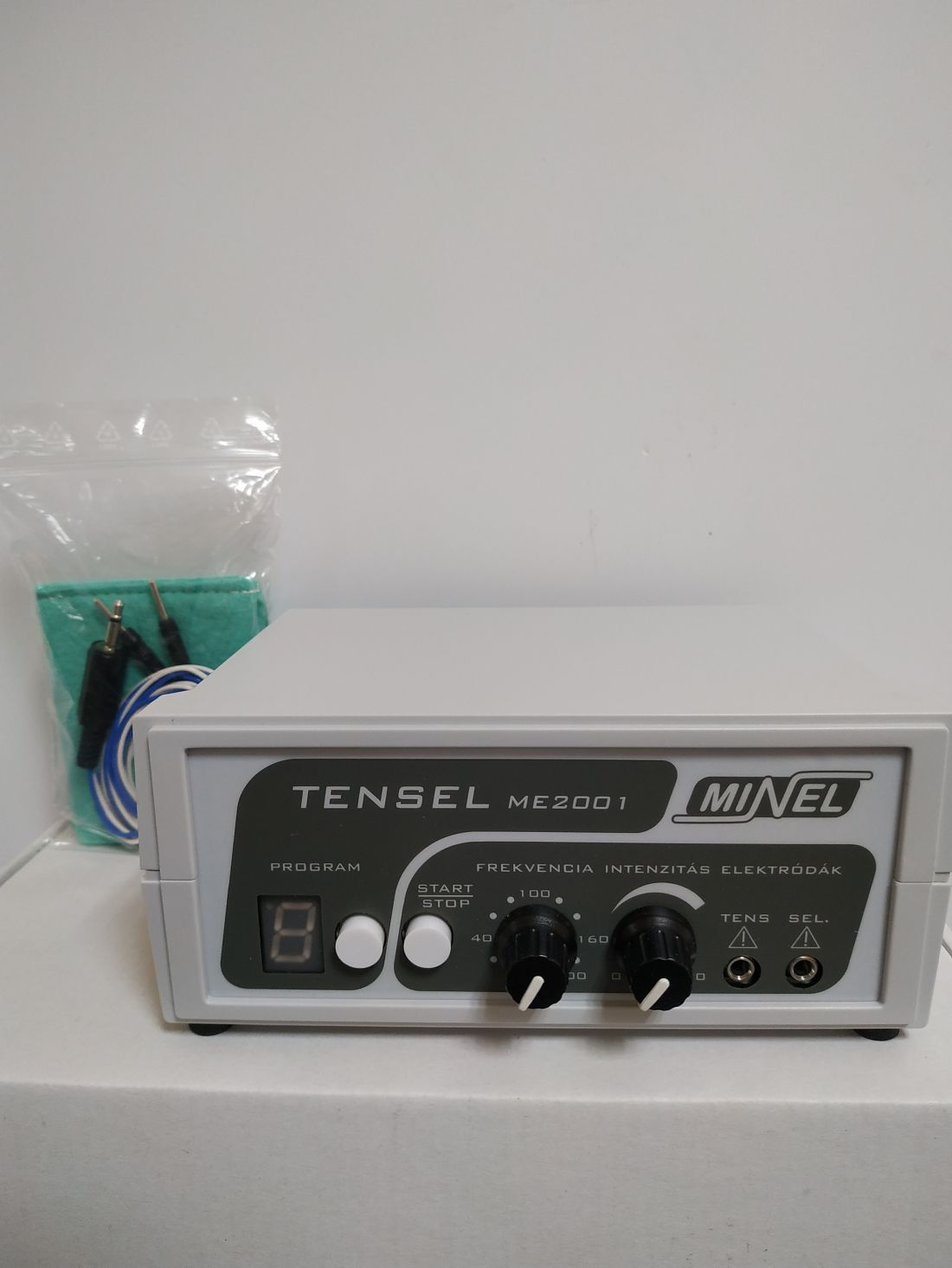 Tensel ME 2001 Elektromos izom- és idegingerlő berendezés