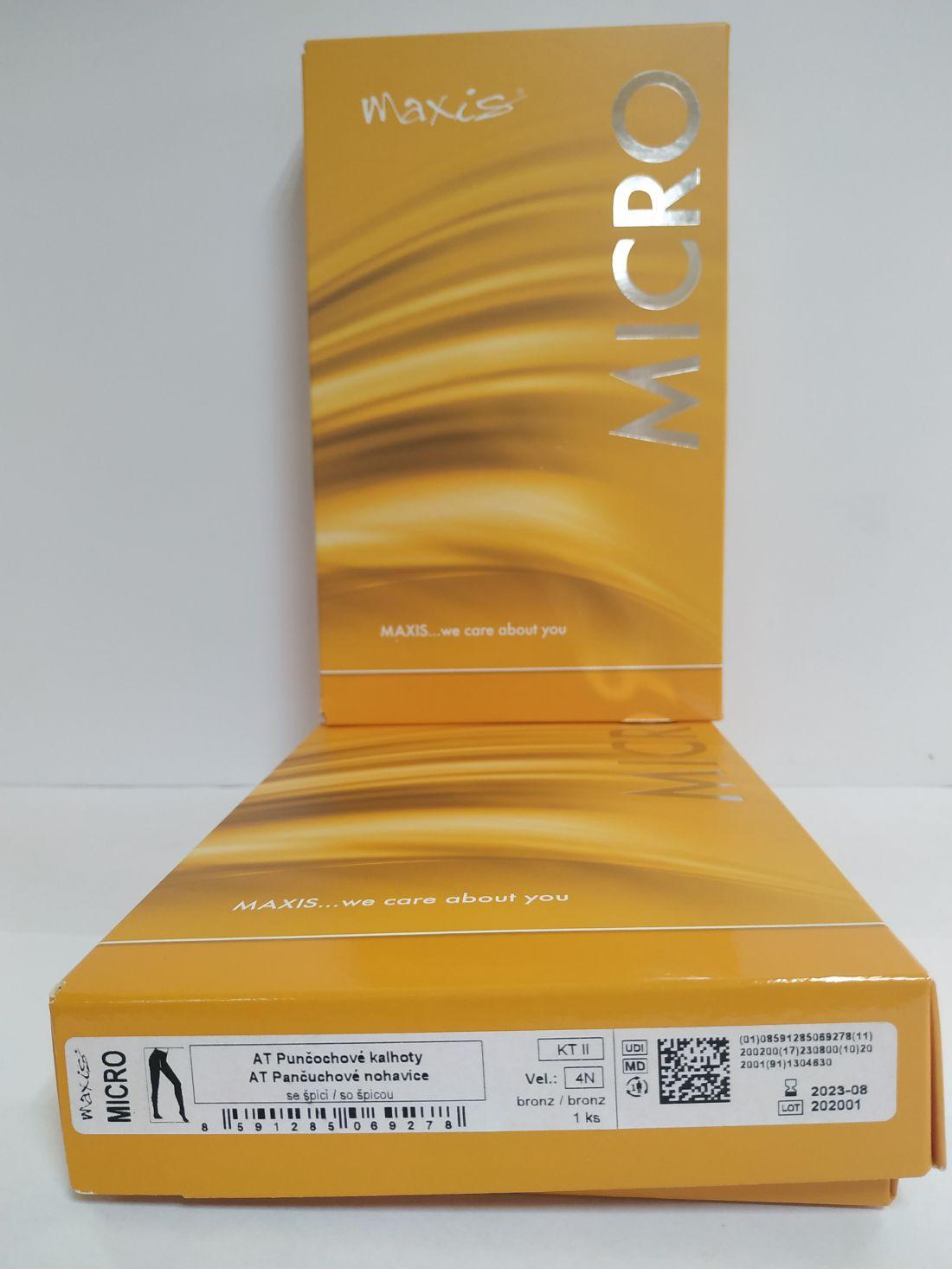 Maxis Micro AM harisnyanadrág (standard) II. kompressziós kismama