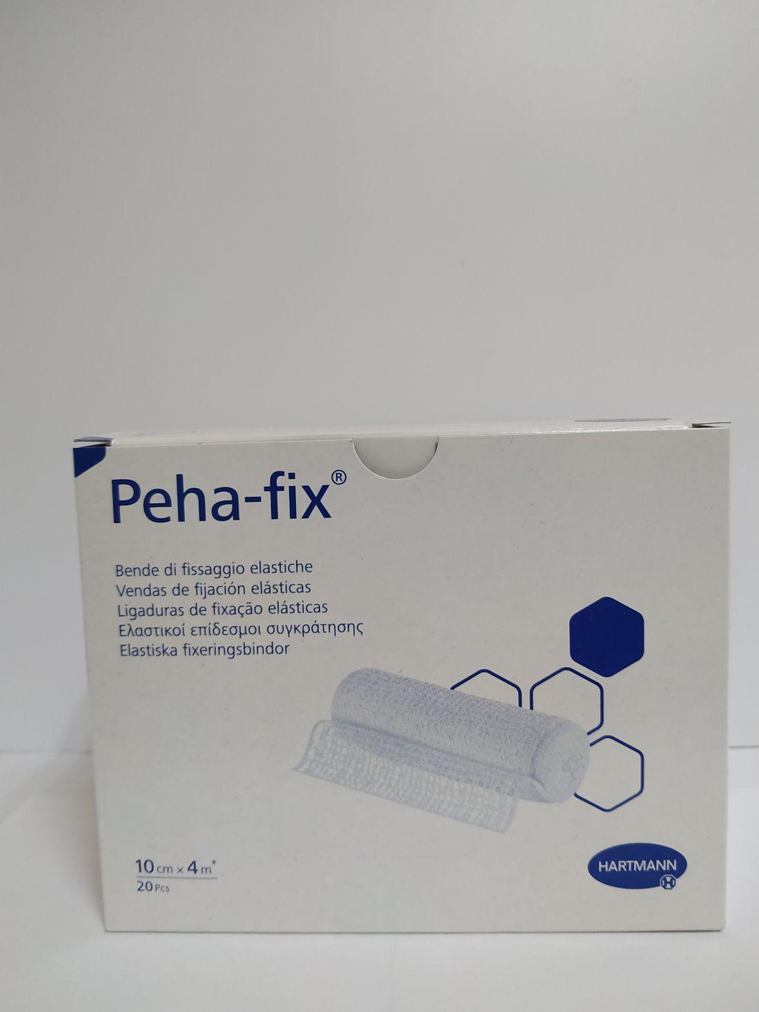 Peha-Fix kötésrögzítő pólya 4m x 10 cm