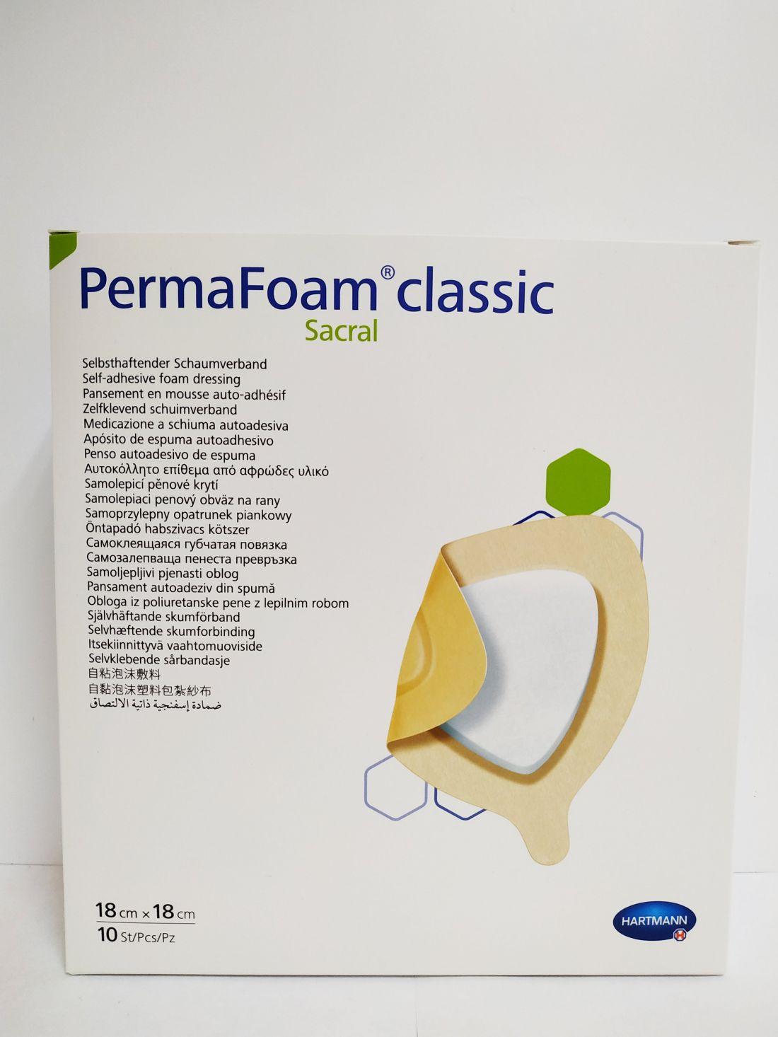 PermaFoam Comfort öntapadó 20x20cm