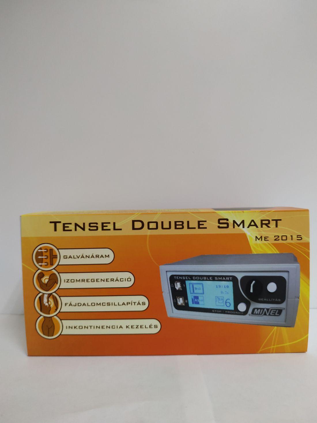 Tensel Me 2015 Double Smart Elektromos izom stimulátor
