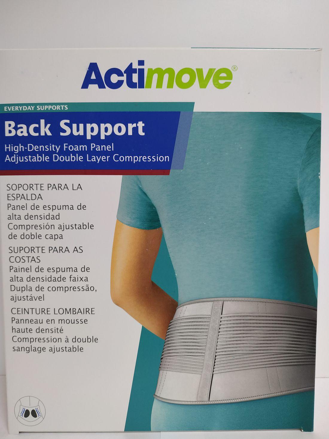 Actimove Back Support deréktámasztó öv