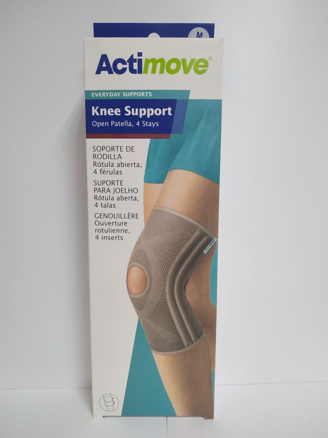Actimove Knee Support térdkalácsot szabadon hagyó térdtámasz