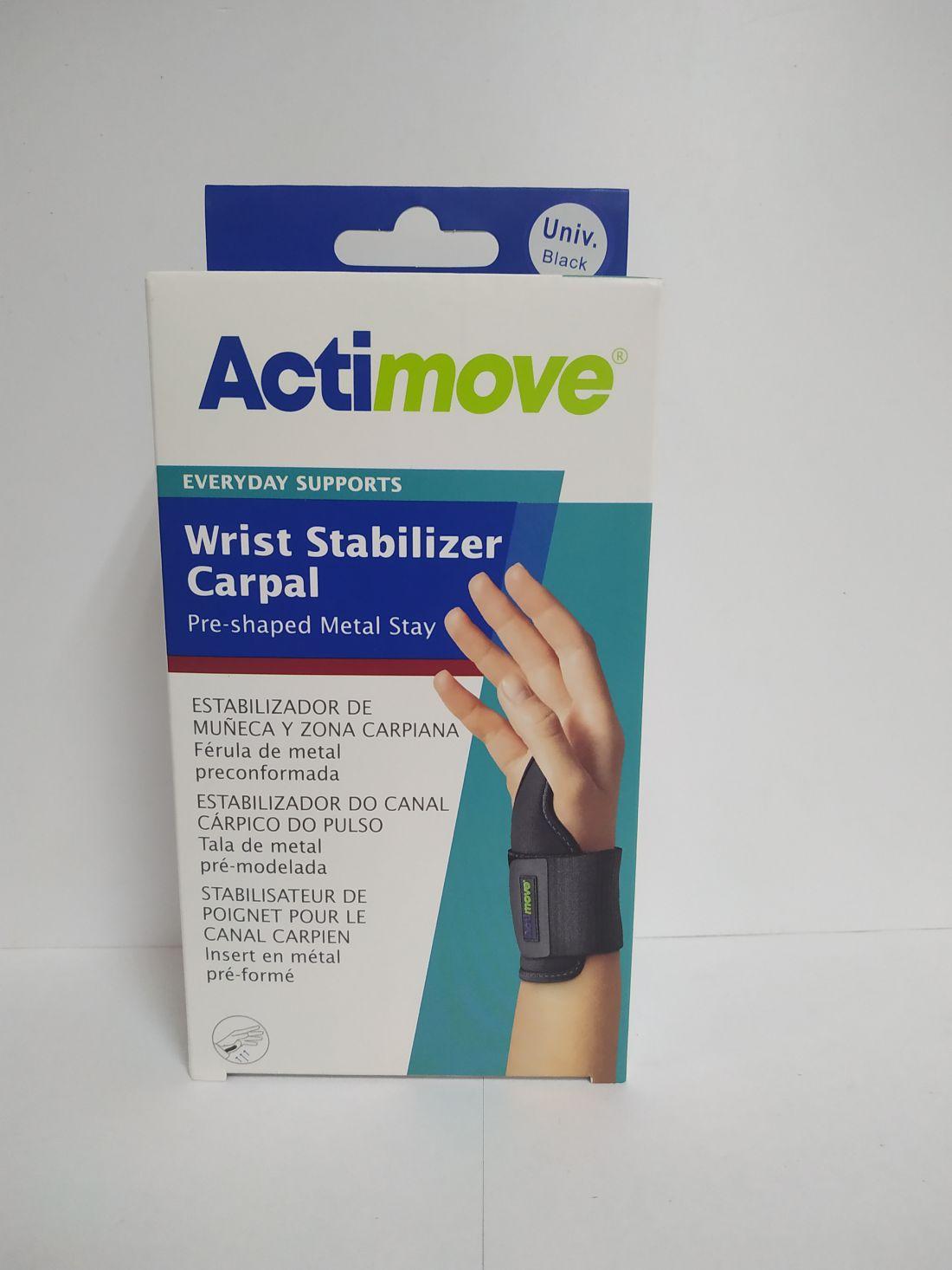 Actimove Carpalis csukló stabilizáló ortézis / univerzális